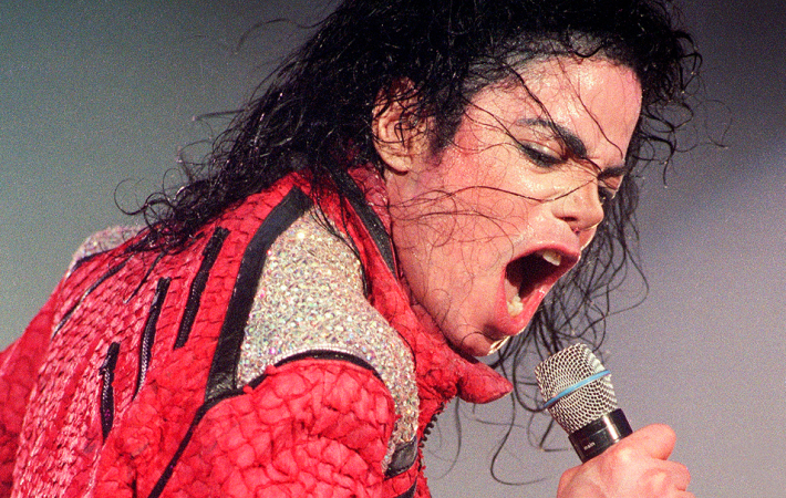 Michael Jackson 6 Anos