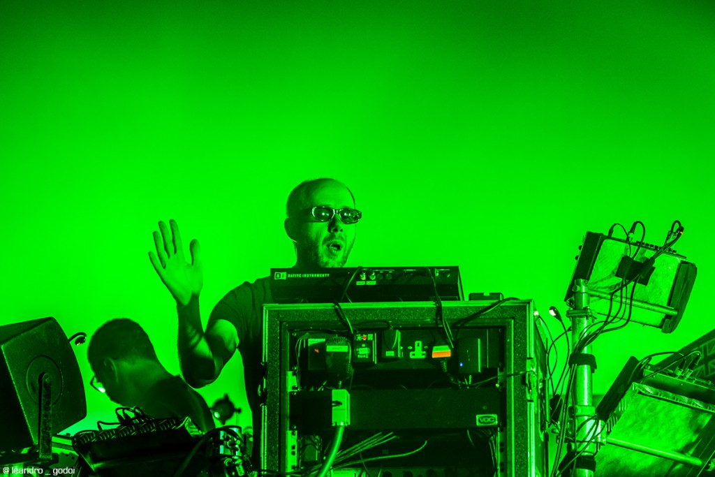 The Chemical Brothers em Live no Sonar SP 2015