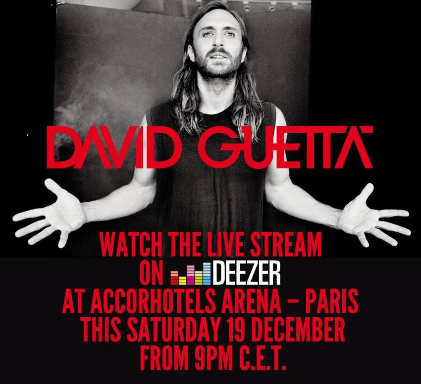 David Guetta Accor