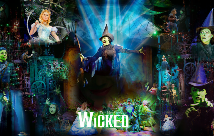 Wicked, o Musical consagrado da Broadway