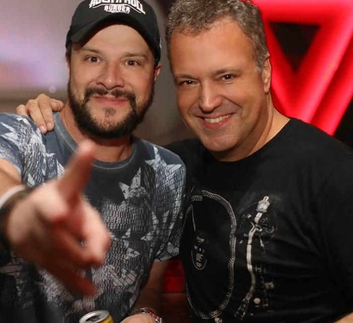 Carlo Dall Anese e Rodrigo Vieira