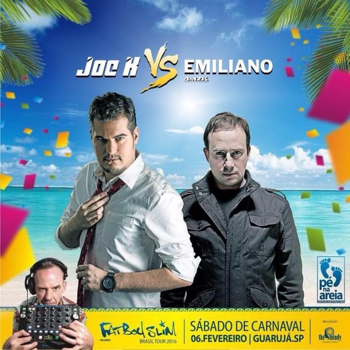 Joe K Vs Emiliano