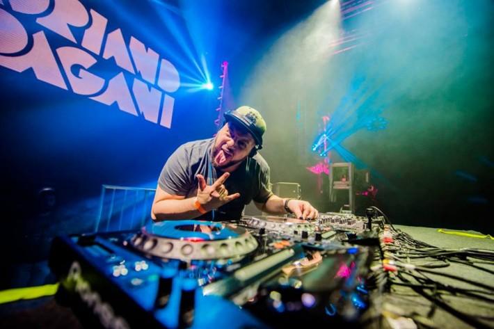 Adriano Pagani Energia 97 FM e Plus Talent SFX