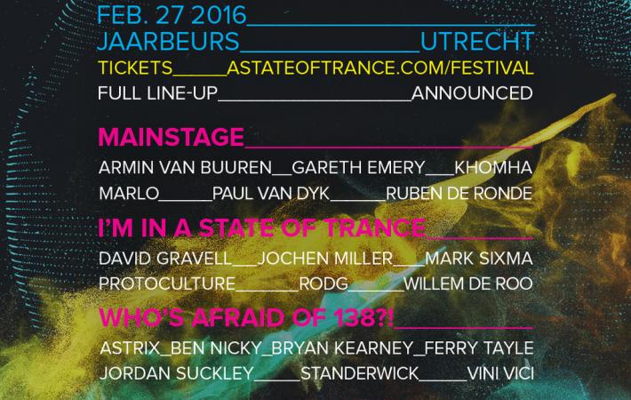 A_State_of_Trance_Festival_Jaarbeurs_Utrecht_The_Netherlands_27-02-2016_Line-Up