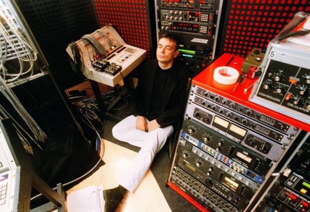 Karl Bartos, em Estúdio