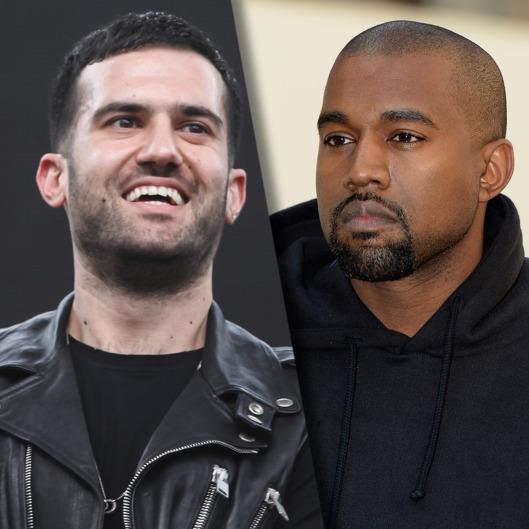 A-Trak e Kanye West
