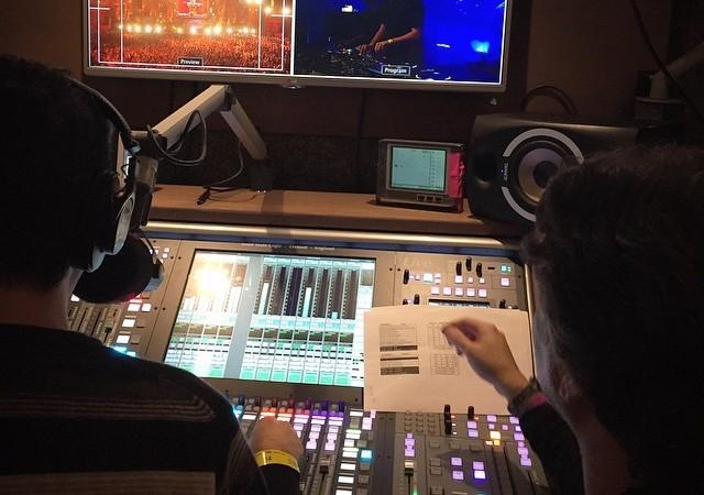 transmissão JO Tomorrowland