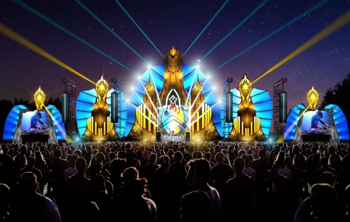 Love Stage │ XXXPerience Festival
