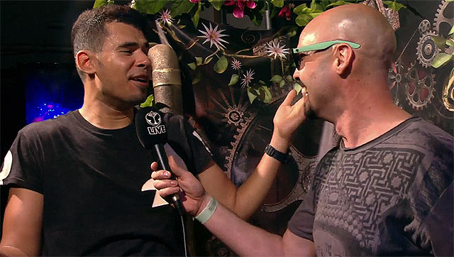 Afrojack em entrevista para Tomorrowland TV no Brasil