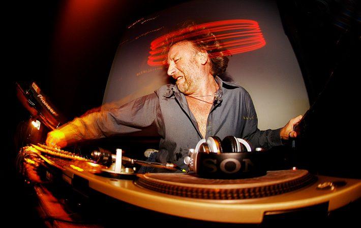 Peter Hook, DJ