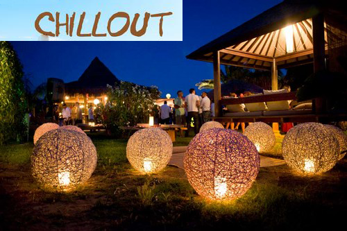 Chillout, ambiente