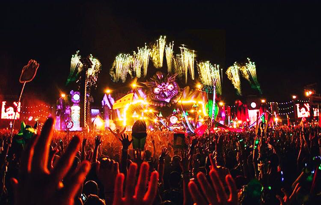 EDC Moving Las Vegas EUA