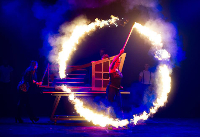 Performance em Glastonbury 2016