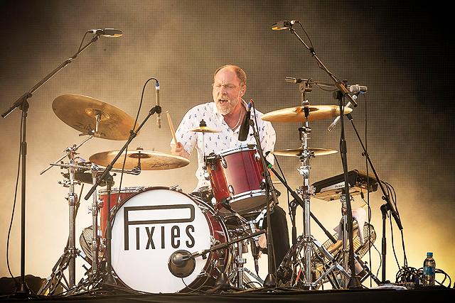 baterista David Lovering
