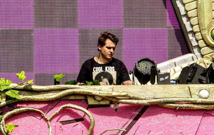 Bruno Martini faz set no Tomorrowland