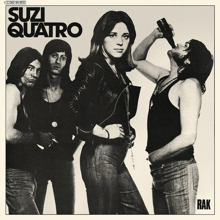Suzi Quatro 1973