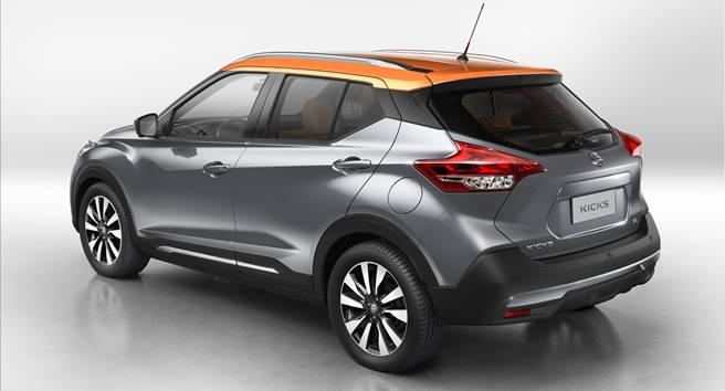 SUV da Nissan │ Kicks