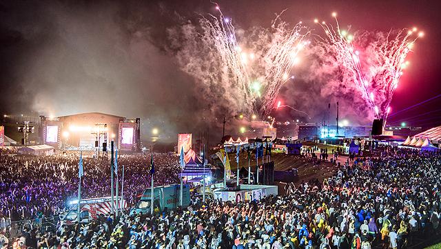 Vibe Lollapalooza 2016 no Brasil
