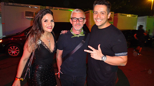 Tony MCguinness Above Beyond e Raul Mendes