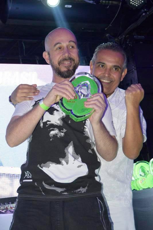 Anderson Noise e Fernando Sarmiento