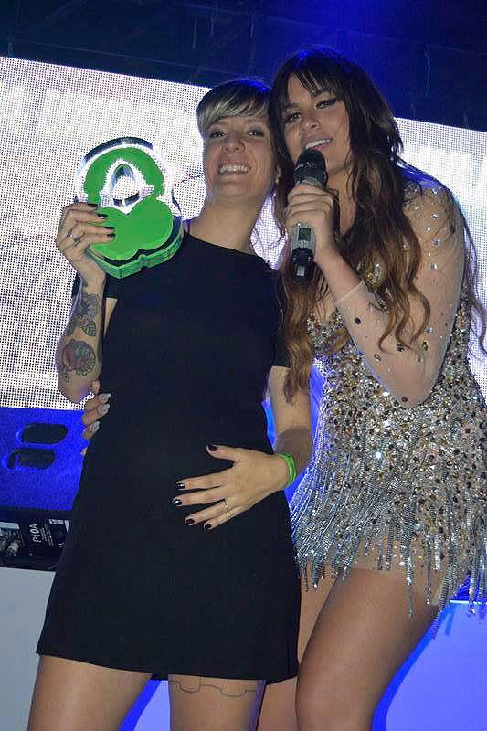 Nana Torres e Juliana Barbosa