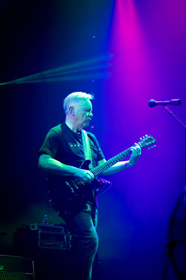 Bernard Sumner do New Order