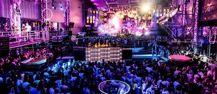 agora em reforma os espaço Privilege em Ibiza, para maio virar o lendário brand club Space