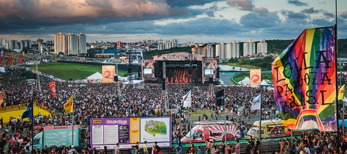 Lollapalooza Brasil anuncia Line Up Oficial da Edição 2018