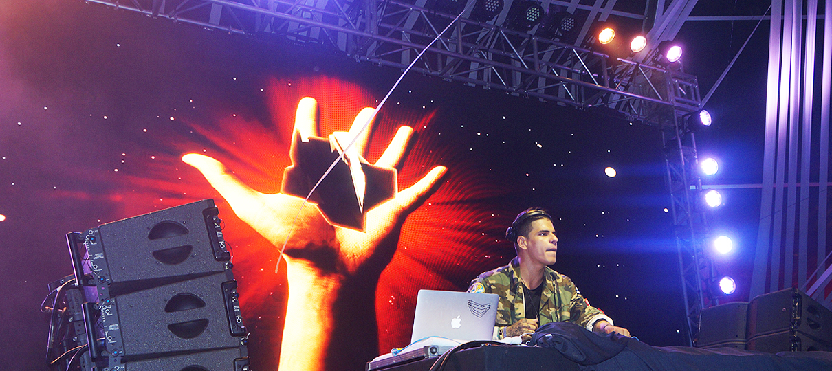 Rock In Rio 2017 – Tenda Eletrônica – Days – 1, 2, 3, 4, 5, 6 e 7