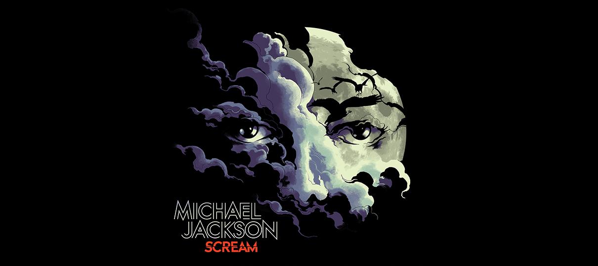 """""""Scream"""", de Michael Jackson, já tem pré-venda no digital!!"""