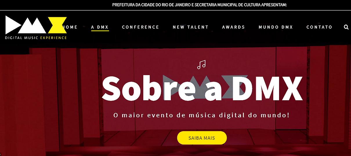 DMX o maior evento de Música Digital do Mundo está de volta