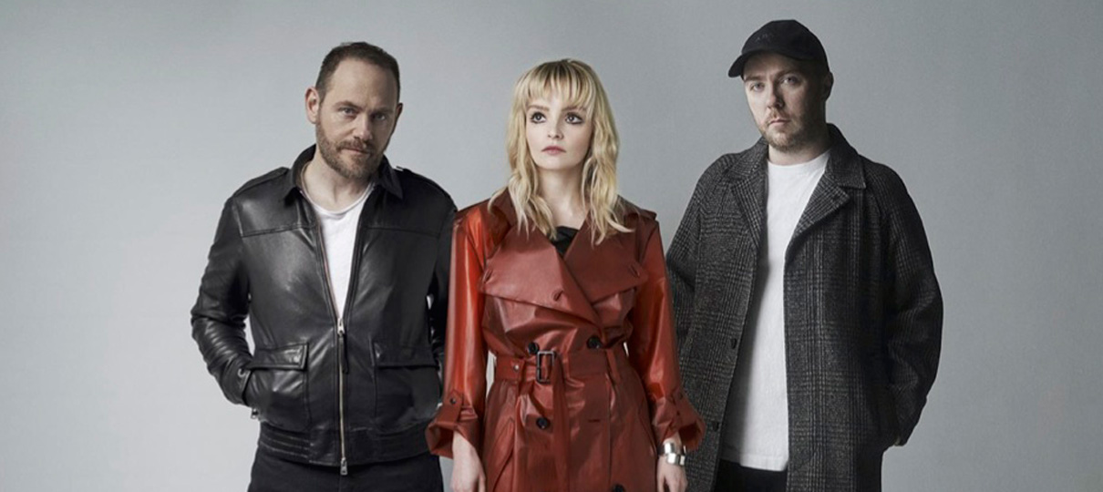 "CHVRCHES lança novo single ""He Said She Said"""