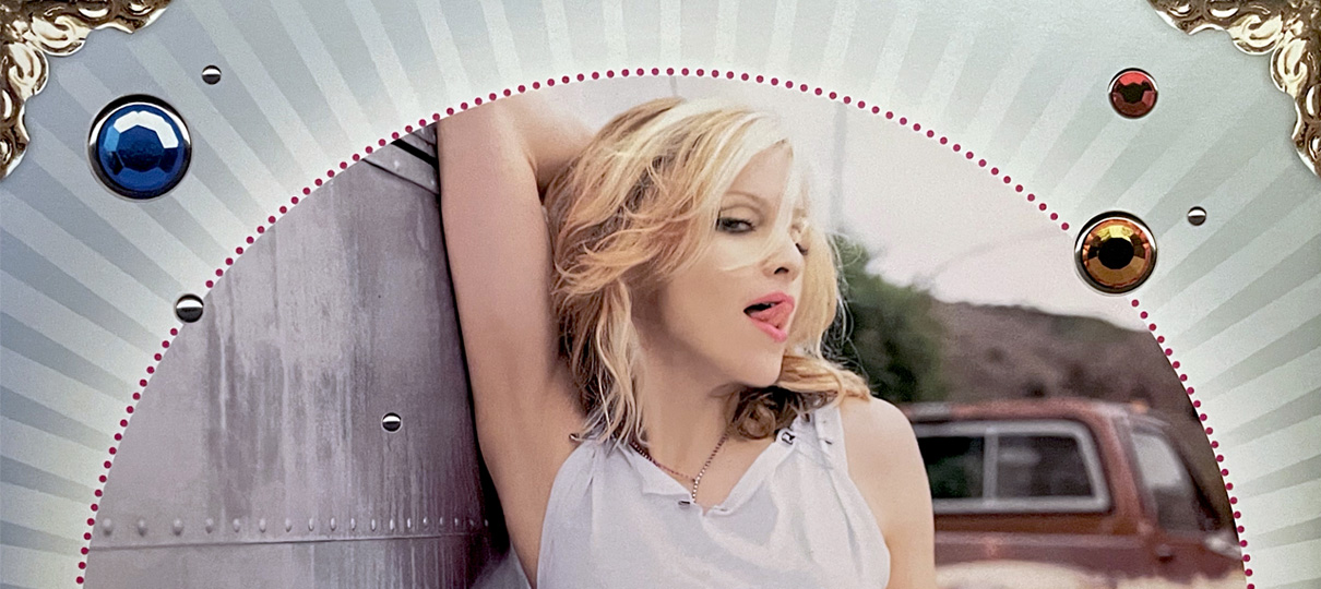 """What It Feels Like For A Girl"", Remixes e Video em HD de Madonna"